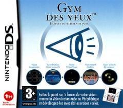 Jaquette de Gym des Yeux : Exercer et Relaxer vos yeux DS