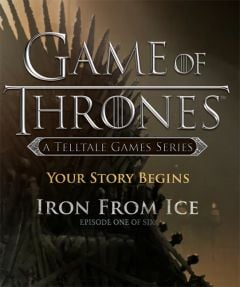Jaquette de Game of Thrones - Episode 1 : Iron From Ice iPhone, iPod Touch