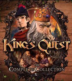 Jaquette de King's Quest : Chapitre 1 - La Voix du Chevalier PC