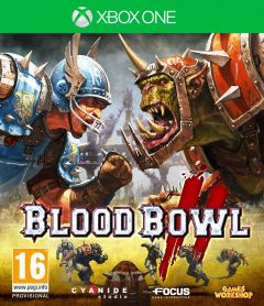 Jaquette de Blood Bowl II Xbox One
