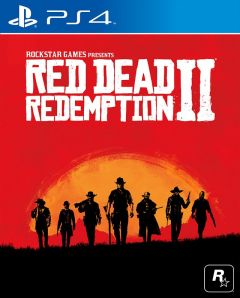 Jaquette de Red Dead Redemption II PS4