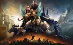 Jaquette de Rival Kingdoms : Age of Ruin iPhone, iPod Touch