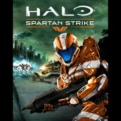 Jaquette de Halo : Spartan Strike Windows Mobile