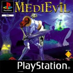 Jaquette de MediEvil PlayStation