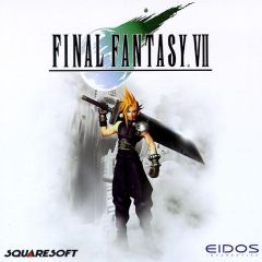 Jaquette de Final Fantasy VII PS4