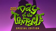 Jaquette de Day of the Tentacle Remastered PC