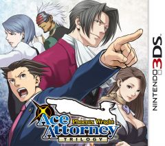 Phoenix Wright : Ace Attorney Trilogy (Nintendo 3DS)