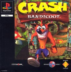 Jaquette de Crash Bandicoot PlayStation