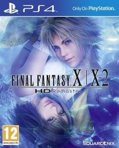 Jaquette de Final Fantasy X / X-2 HD Remaster PS4