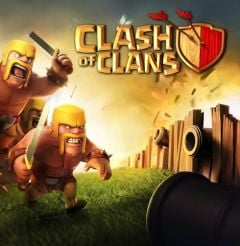 Jaquette de Clash of Clans Android