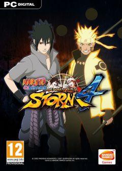 Jaquette de Naruto Shippuden : Ultimate Ninja Storm 4 PC