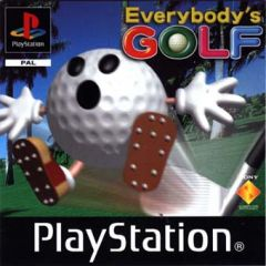 Jaquette de Everybody's Golf PlayStation