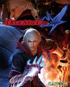 Jaquette de Devil May Cry 4 Special Edition PS4