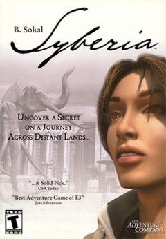 Jaquette de Syberia PlayStation 3