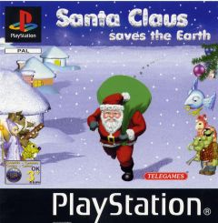 Jaquette de Santa Claus Saves the Earth PlayStation
