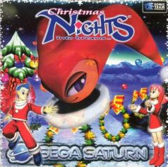 Jaquette de Christmas Nights Into Dreams Sega Saturn