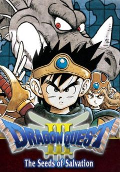 Jaquette de Dragon Quest III : The Seeds of Salvation iPad