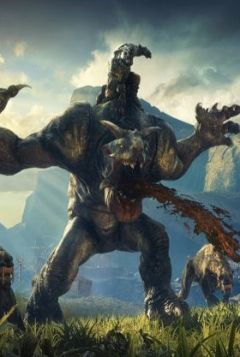 Jaquette de La Terreu du Milieu : L'Ombre du Mordor - Seigneur de Chasse PS4