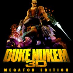 Jaquette de Duke Nukem 3D : Megaton Edition PC