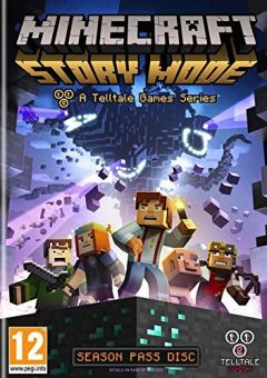 Jaquette de Minecraft : Story Mode PC