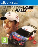 Jaquette de Sébastien Loeb Rally Evo PS4