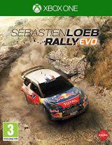 Jaquette de Sébastien Loeb Rally Evo Xbox One