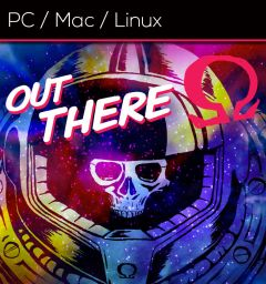 Jaquette de Out There : Ω Edition PC