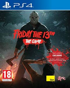 Jaquette de Friday the 13th : The Video Game PS4