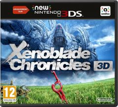 Jaquette de Xenoblade Chronicles 3D New Nintendo 3DS
