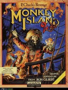 Jaquette de Monkey Island 2 : LeChuck's Revenge PC