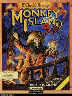 Monkey Island 2 : LeChuck's Revenge (PC)