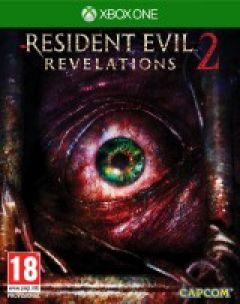 Jaquette de Resident Evil : Revelations 2 - �pisode 1 Xbox One