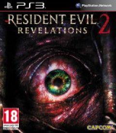 Jaquette de Resident Evil : Revelations 2 - Épisode 2 PlayStation 3