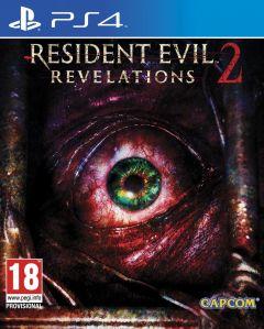 Jaquette de Resident Evil : Revelations 2 - Épisode 4 PS4