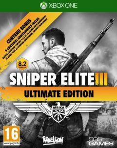 Jaquette de Sniper Elite III : Ultimate Edition Xbox One
