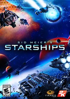 Jaquette de Sid Meier's Starships PC