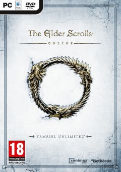 Jaquette de The Elder Scrolls Online : Tamriel Unlimited PC