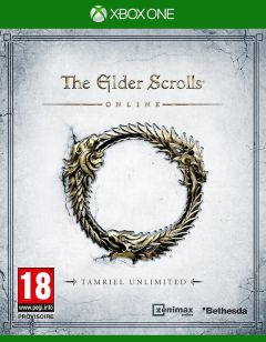 Jaquette de The Elder Scrolls Online : Tamriel Unlimited Xbox One