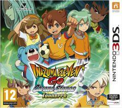 Jaquette de Inazuma Eleven Go Chrono Stones : Tonnerre Nintendo 3DS