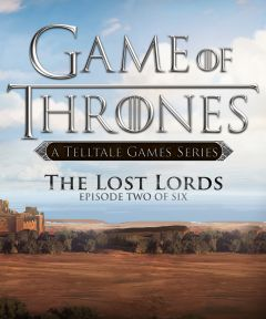 Jaquette de Game of Thrones - Episode 2 : The Lost Lords PS4