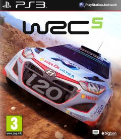 Jaquette de WRC 5 PlayStation 3