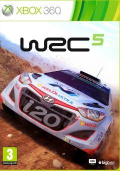 Jaquette de WRC 5 Xbox 360