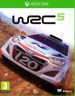 Jaquette de WRC 5 Xbox One