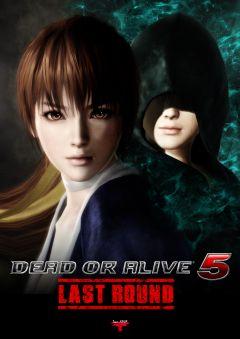 Jaquette de Dead or Alive 5 : Last Round PC