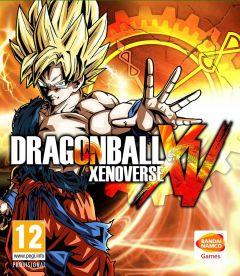Jaquette de Dragon Ball Xenoverse PC