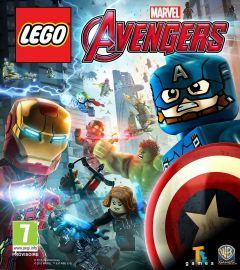 Jaquette de LEGO Marvel's Avengers PS4