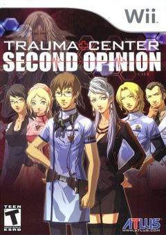Jaquette de Trauma Center : Second Opinion Wii