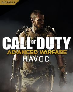 Jaquette de Call of Duty : Advanced Warfare - Havoc PS4