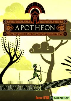 Jaquette de Apotheon PS4