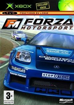 Jaquette de Forza Motorsport Xbox